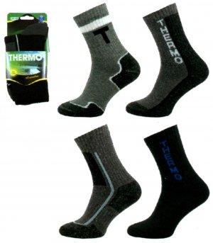 ab7a6fec1ba 100S Dámské a pánské ponožky THERMO