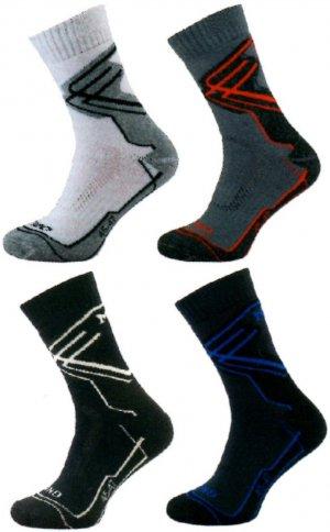 35619048a22 1223 Dámské a pánské ponožky Thermo Hiking 100