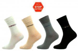 c729ab737e1 1022 Ponožky Comfort se stříbrem