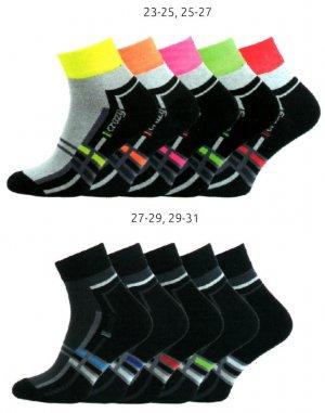 2f546c4dfdd 1100 Dámské a pánské ponožky vyšší lem