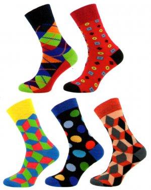 cfa045b1af0 1000 Ponožky Happy Socks vzorované
