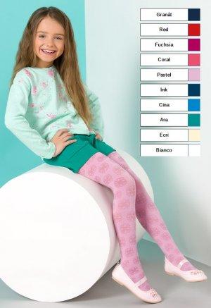 Lusia kod 745 Dětské punčochové kalhoty 4d6203ff42